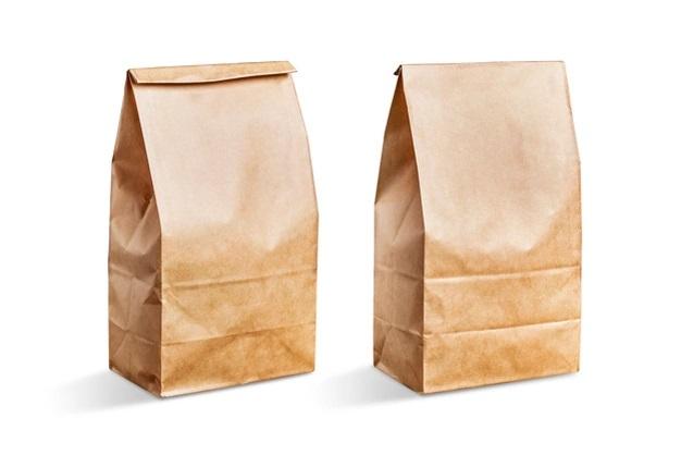 Use Brown Paper Bag as a Dehumidifier